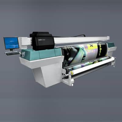 Широкоформатная печать, услуги печати