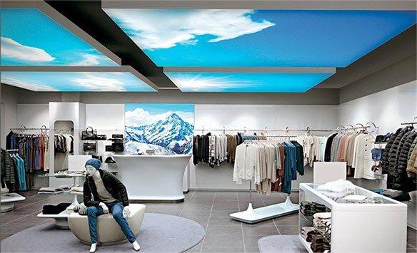 Световой короб, текстильный световой короб, текстильные лайтбоксы, тканевый световой короб, текстильные световые системы